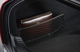 Luggage Compartment Nets, Pair