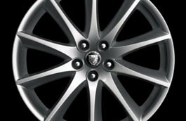 "Alloy Wheel - 19"" Aleutian"