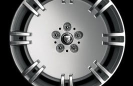 "Alloy Wheel - 20"" Amirante, Front"