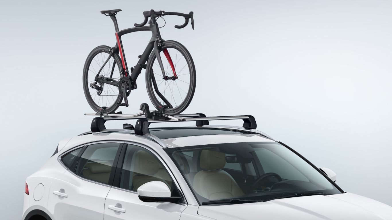 Wheel Mounted Roof Cycle Carrier