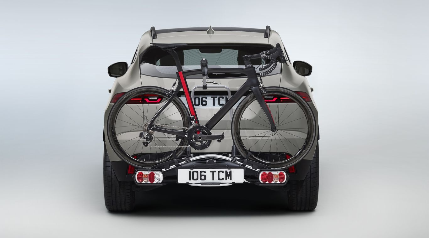Tow Bar Mounted 2 Cycle Carrier, LHD
