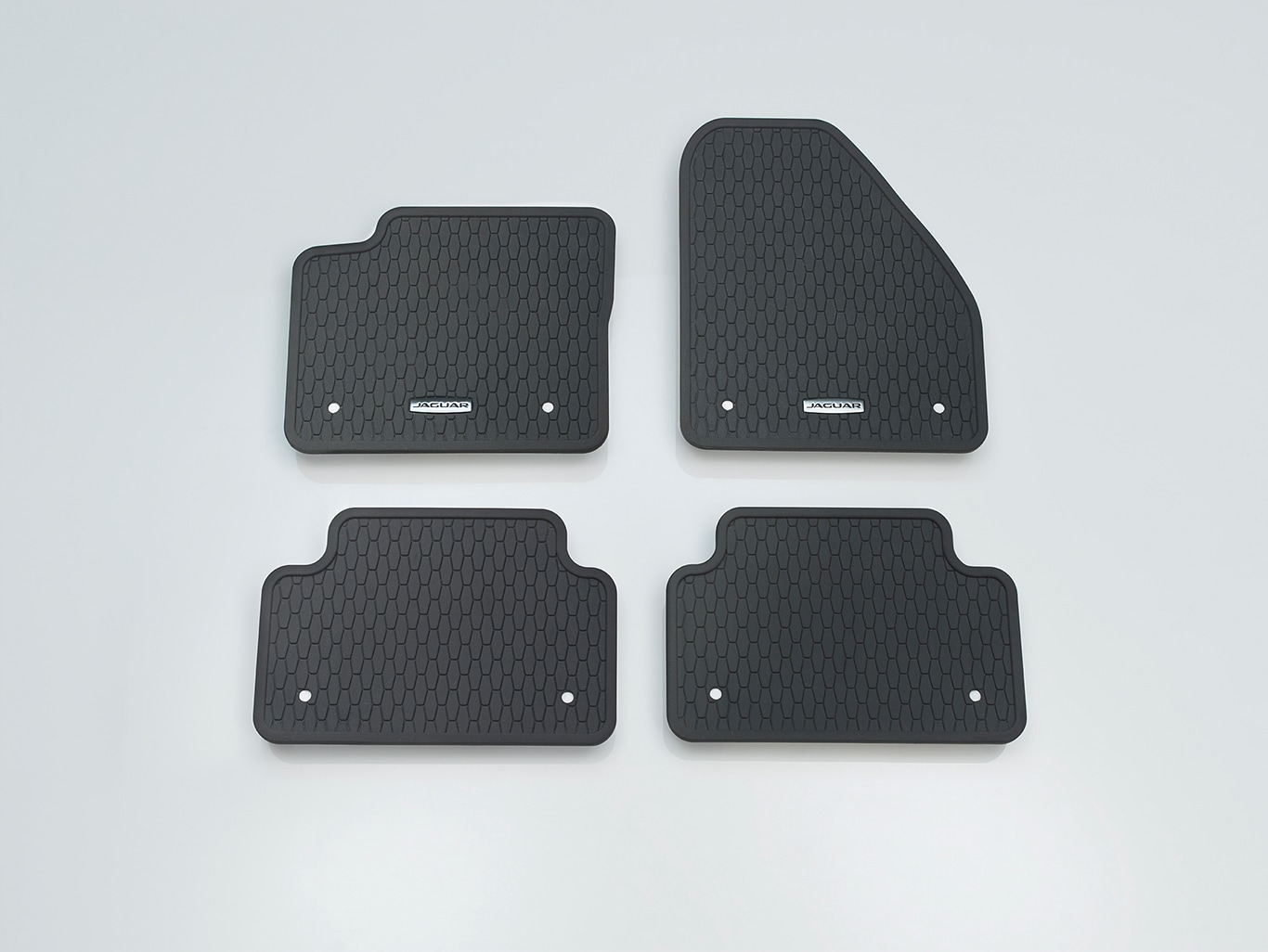 Rubber Mats - LHD, Automatic