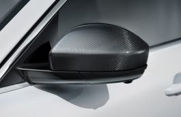 Mirror Cover Kit - Carbon Fibre