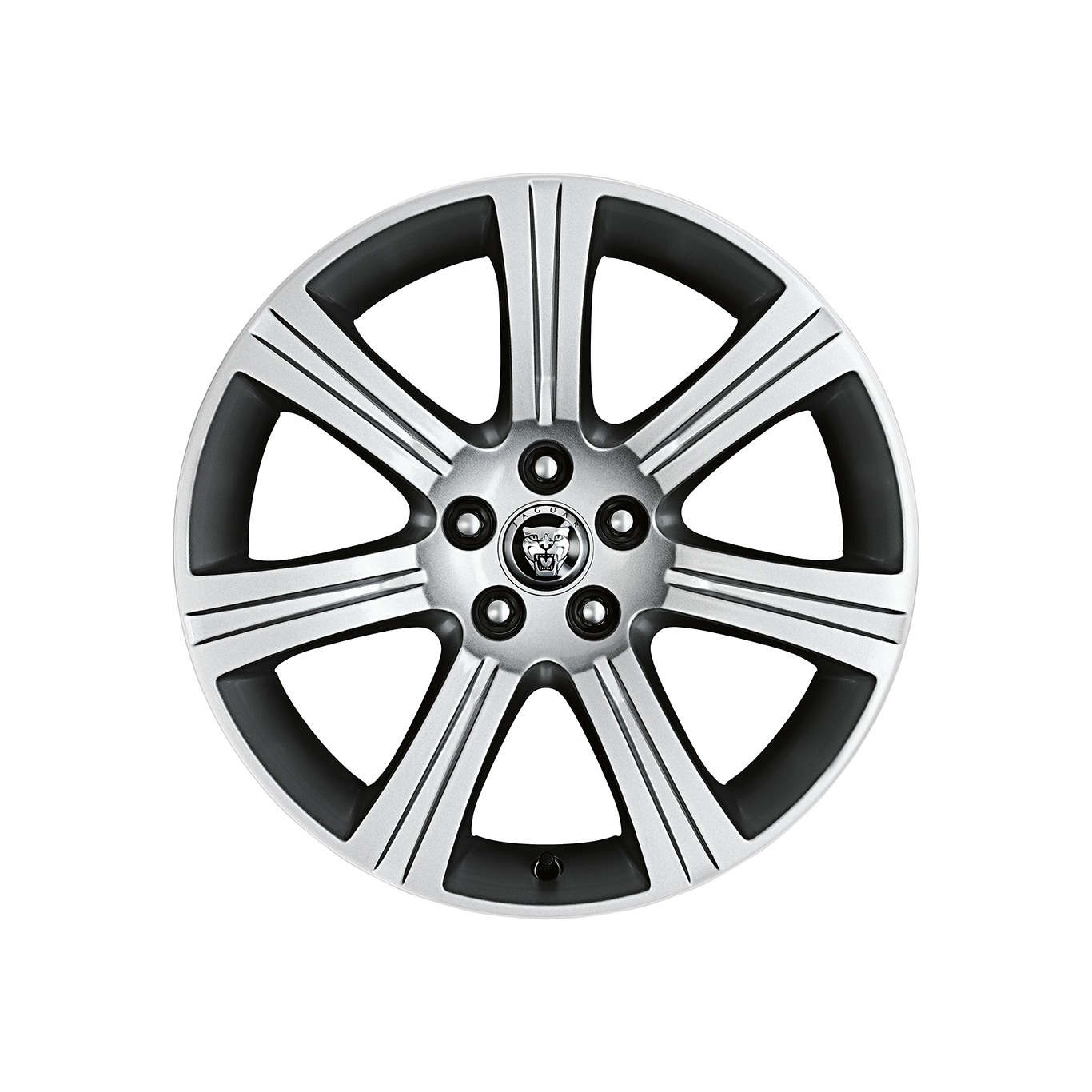 "Alloy Wheel - 18"" Style 7017, 7 spoke, Front"