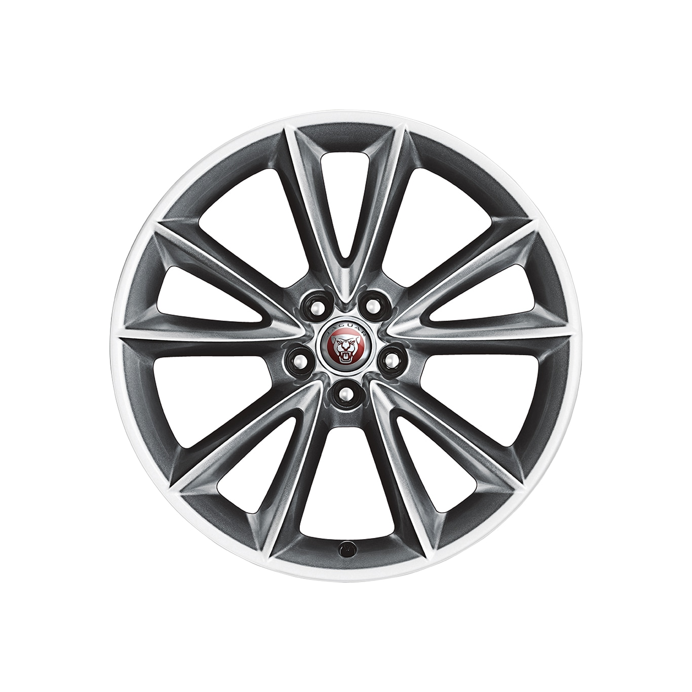 "Alloy Wheel - 19"" Style 5057, 5 split-spoke, Rear"