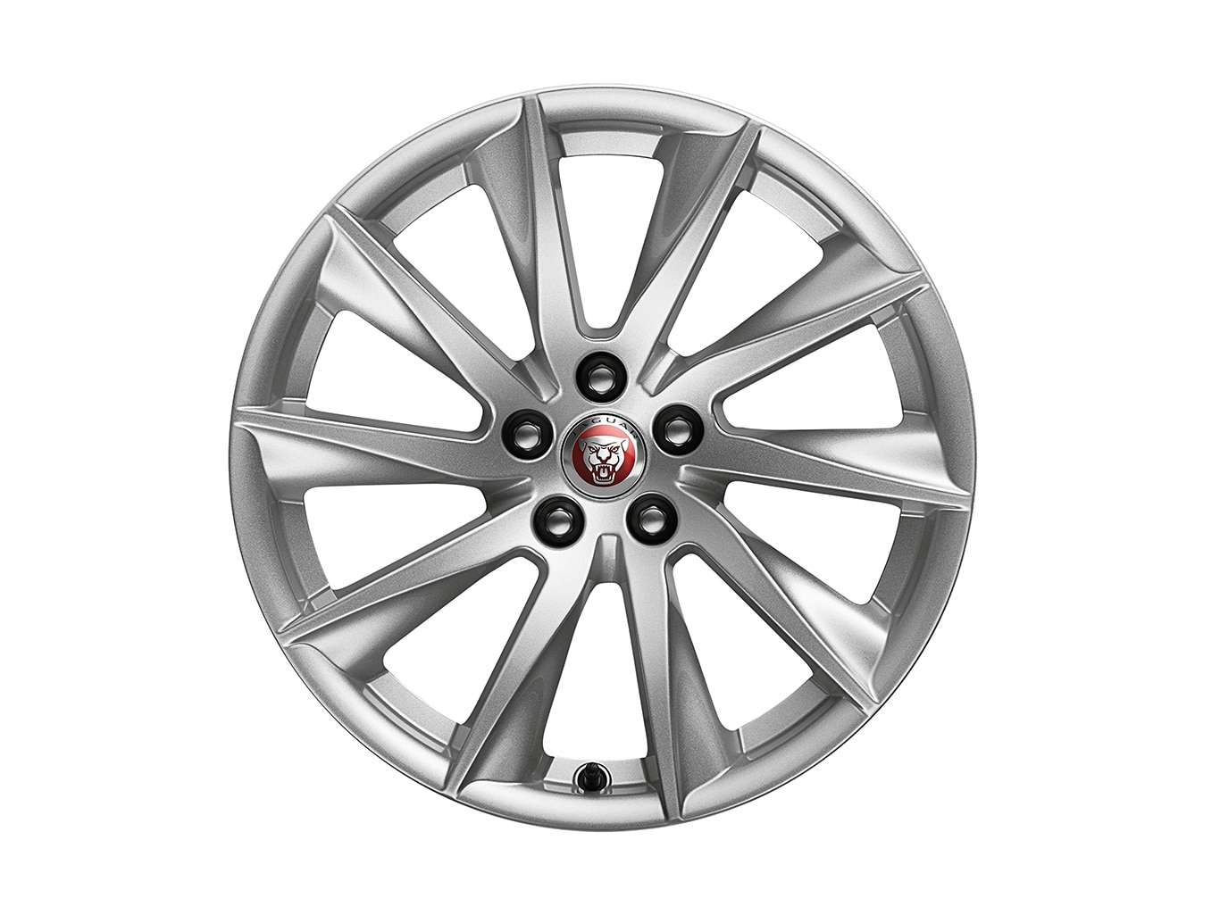 "Alloy Wheel - 18"" Style 1024, 10 spoke, Front"