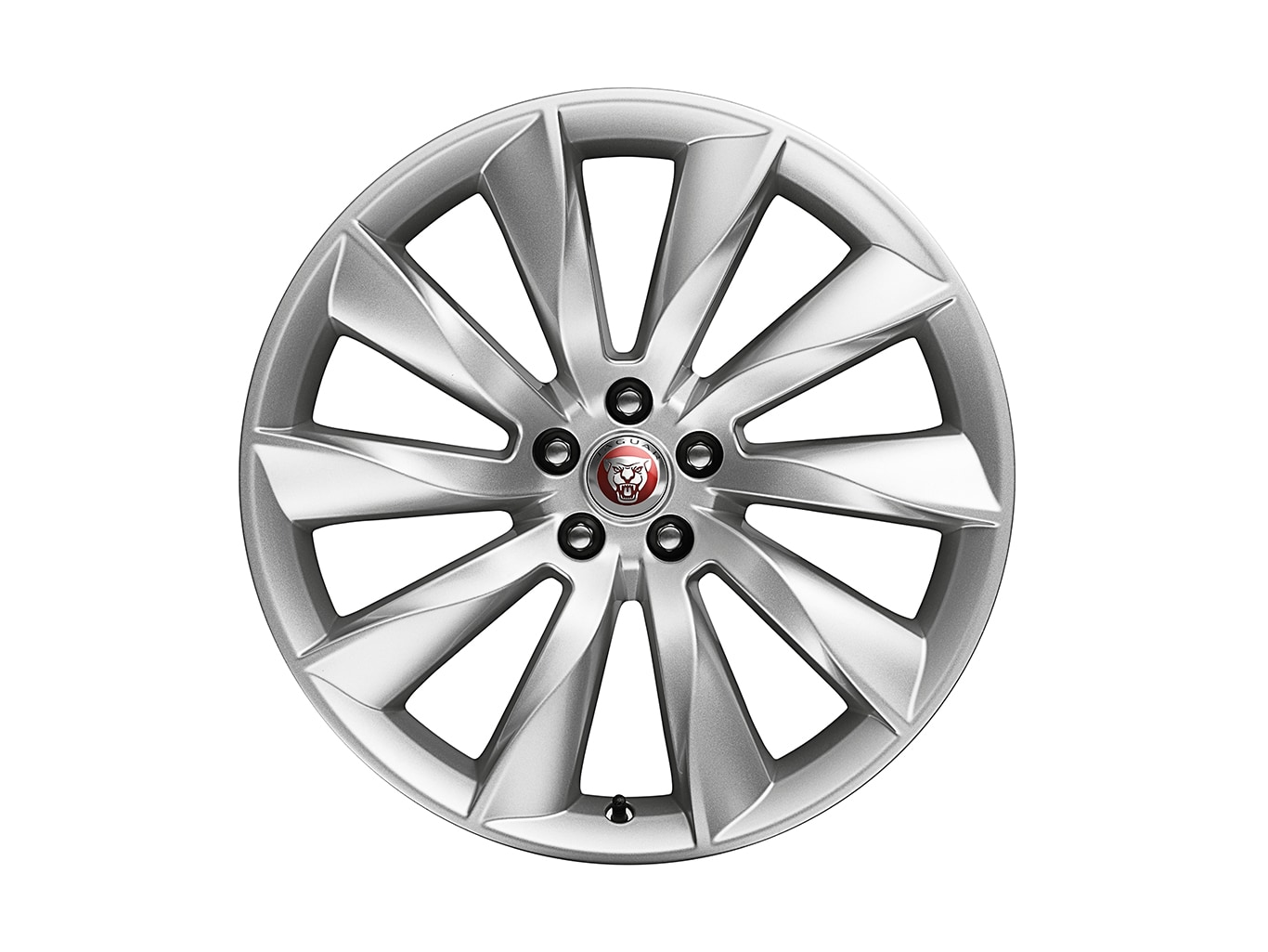 "Alloy Wheel - 20"" Style 1025, 10 spoke, Front"