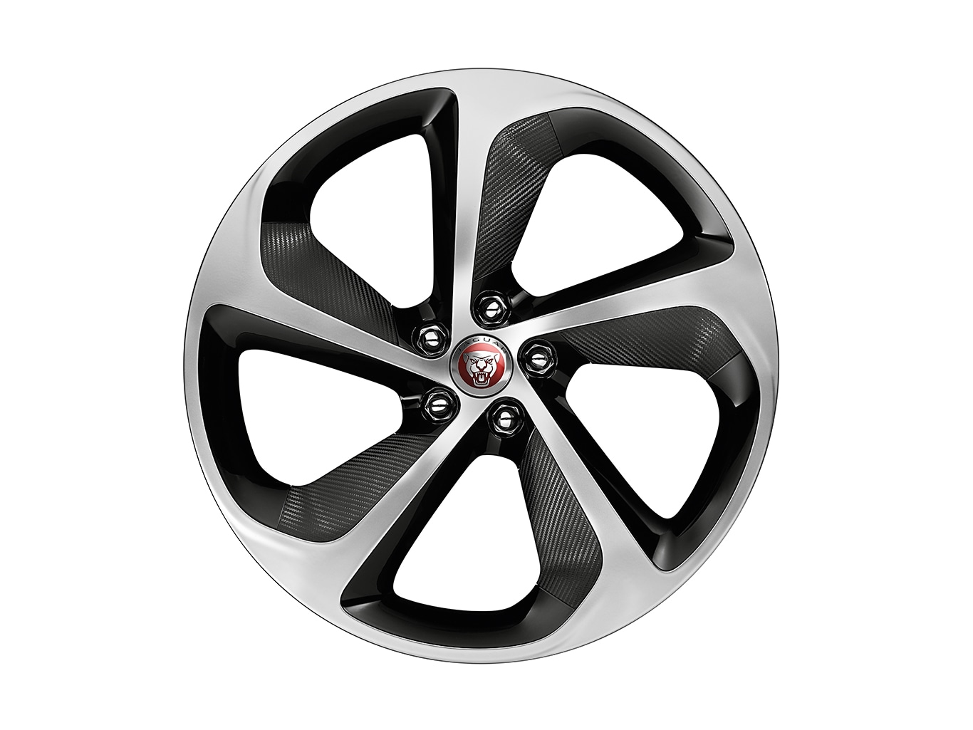 "Alloy Wheel - 20"" Style 5062, Forged, 5 spoke, Front"