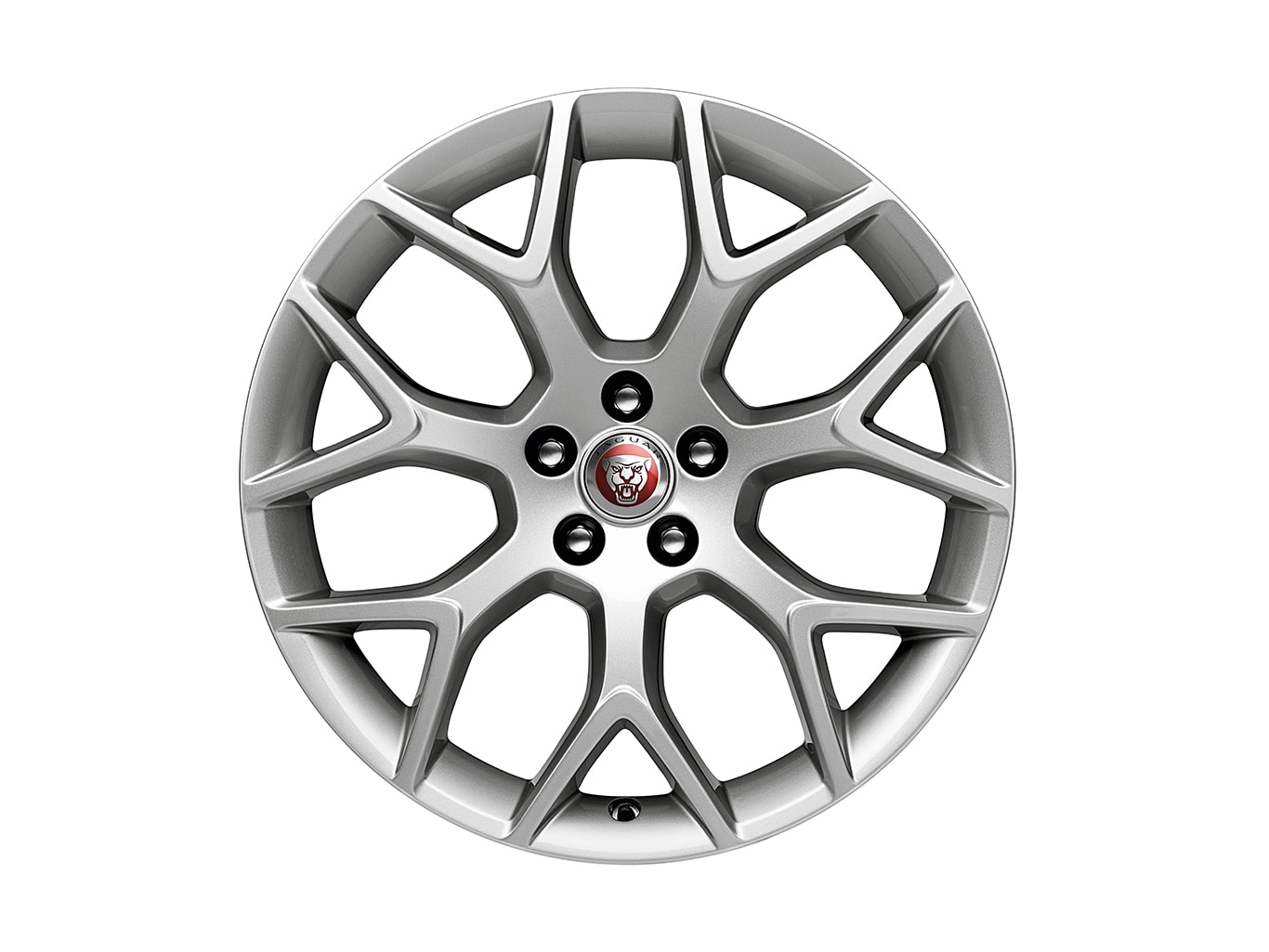 "Alloy Wheel - 19"" Style 7013, 7 split-spoke, Rear"