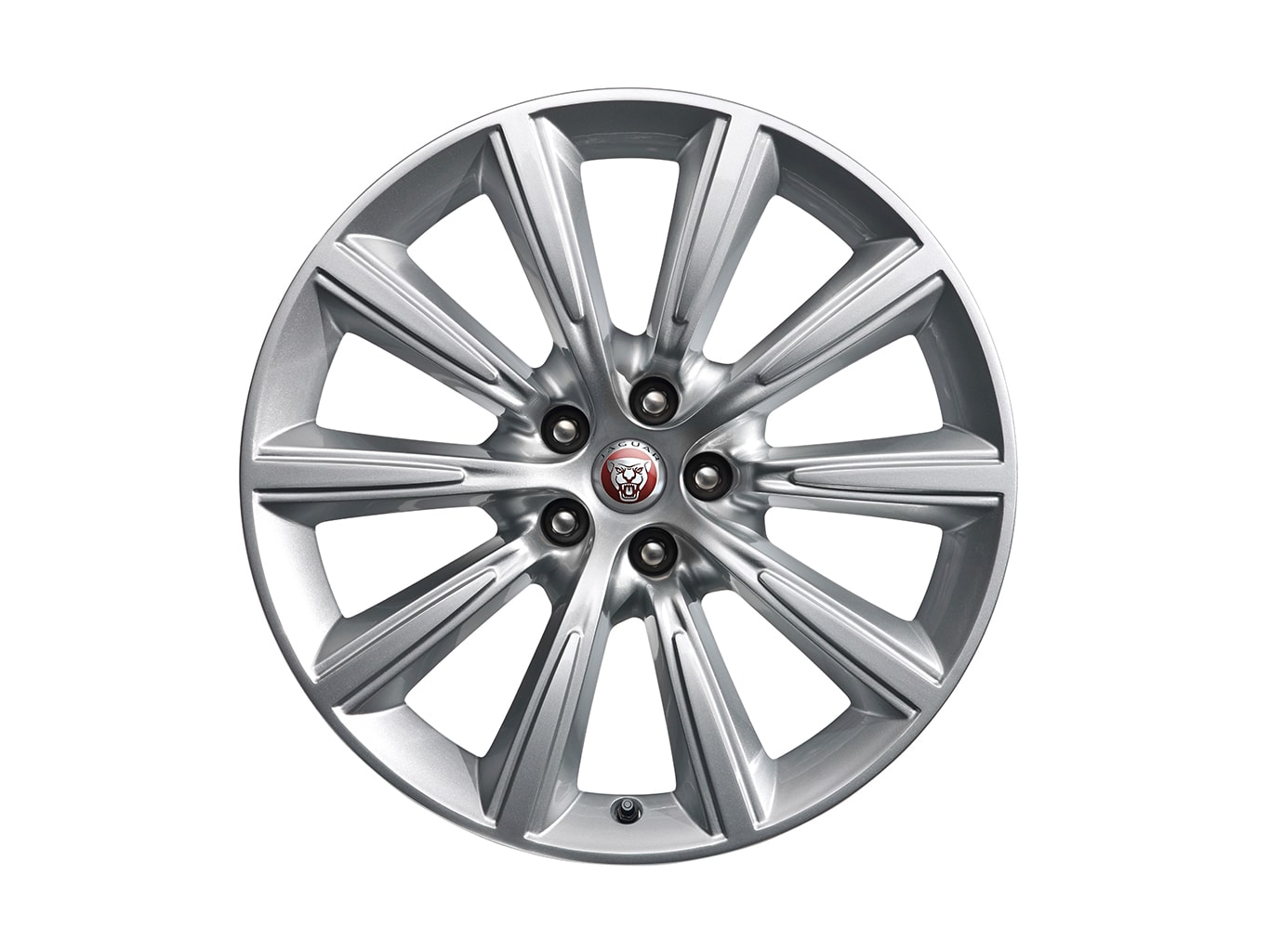 "Alloy Wheel - 19"" Style 1026, 10 spoke, Front"