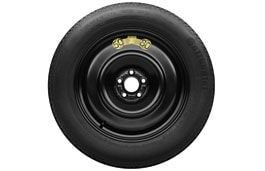 Space Saver Spare Wheel, Pre 21MY