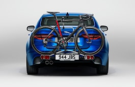Tow Bar Mounted 3 Cycle Carrier Kit, RHD