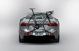 Tow Bar Mounted 3 Cycle Carrier, RHD