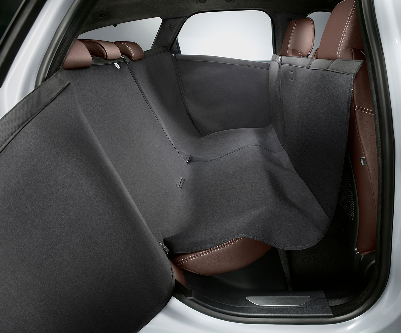Protective Second Row Seat Cover