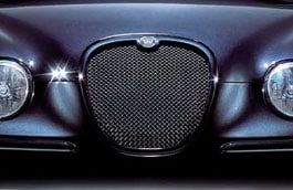 Upper Mesh Grille Badge - Growler