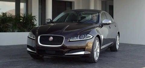 Jaguar XF Extérieur Poignée De Porte Keyless-Avant Arrière Gauche Droite-Vapeur Gris OVM